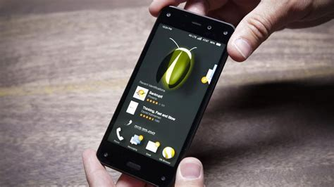 amazon phone amazon fire phone review amazon s gutsy phone fails to