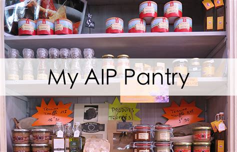 Paleo Pantry Staples by 25 Aip Pantry Staples You Need To Get Started A