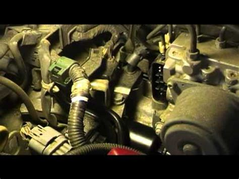honda odyssey atf  filter replacement youtube