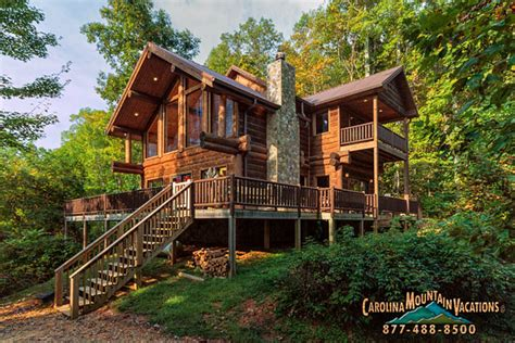 Family Cabin Vacations by Cabin In The Clouds Vacation Rental In Nantahala Nc