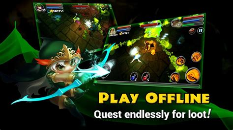 situs game android mod offline dungeon quest android apps on google play