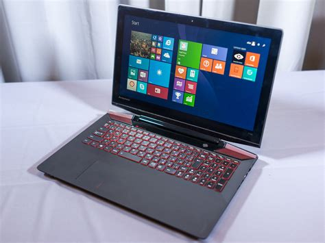 Laptop Lenovo Y700 look lenovo ideapad y700 gaming notebook preview