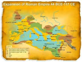 By What Means Did The Early Ottomans Expand Their Empire Editable Powerpoint Template Expansion Of Empire Map 44bce 117ce Illustrations