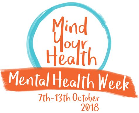 how to get a psychiatric service mental health week 2018 mhcsa