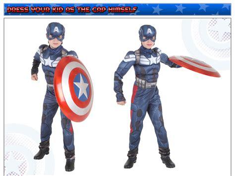 captain america kid captain america costumes captain