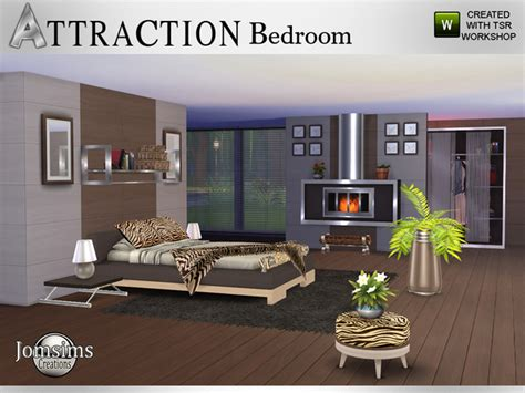 Design This Home Cheats Baixar attraction bedroom by jomsims at tsr 187 sims 4 updates