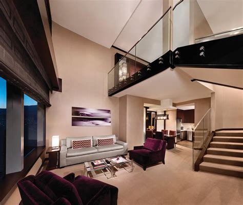 hotels with 2 bedroom suites in las vegas vdara two bedroom loft pretty vegas hotel suites