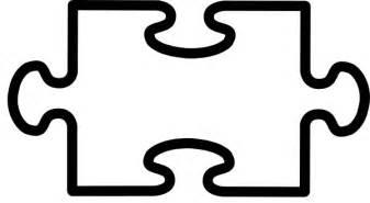 Autism Outline by Autism Puzzle Clip Cliparts Co
