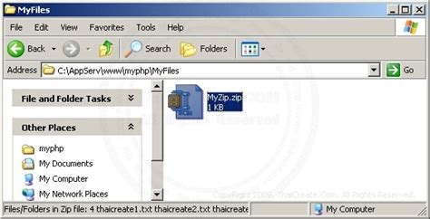 php tutorial zip download php multiple file upload and zip file