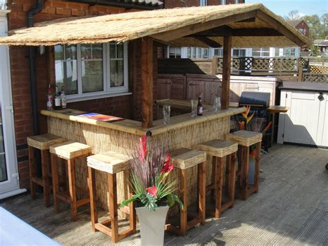 tiki bar backyard outdoor tiki bars tubmanugrr com