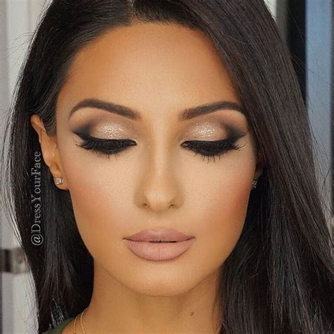 25  best ideas about Black Bridal Makeup on Pinterest