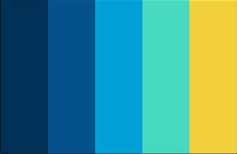 yellow and blue color scheme color scheme yellow sky blue navy color schemes pinterest