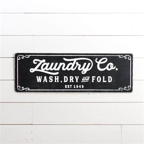 5 X 7 Rugs Under 100 Quot Laundry Co Quot Wooden Sign Magnolia Chip Amp Joanna Gaines