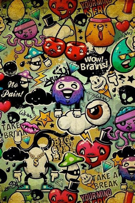 graffiti art iphone wallpaper collections