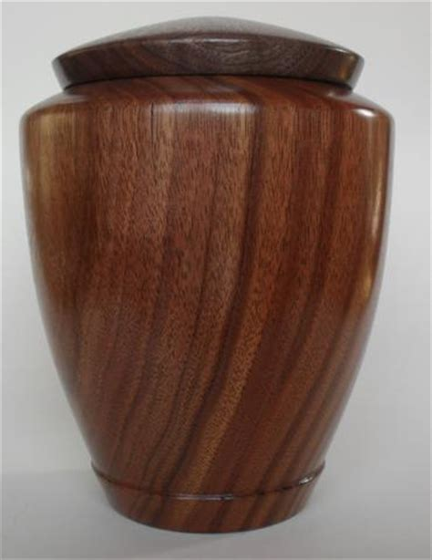 Handmade Wooden Urns - handmade wooden cremation urns for ashes handmade