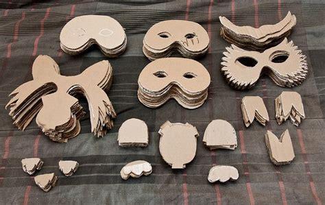 simple mask templates   masks cardboard mask mask