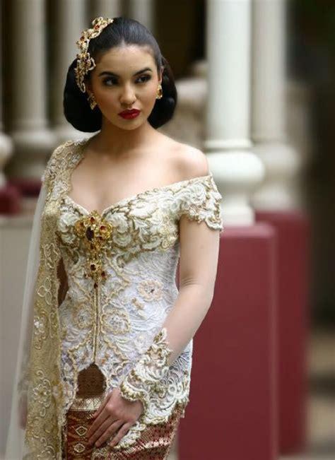 kebaya artis 1000 images about kebaya artis on pinterest wedding