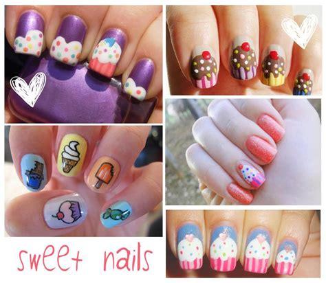 imagenes de uñas pintadas para jovenes unas pintadas de moda imagui