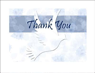 Thank You Letter To Religious Unique Religious Thank You Cards For All Type Religions