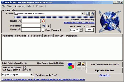 forward freeware simple forwarding the portable freeware collection