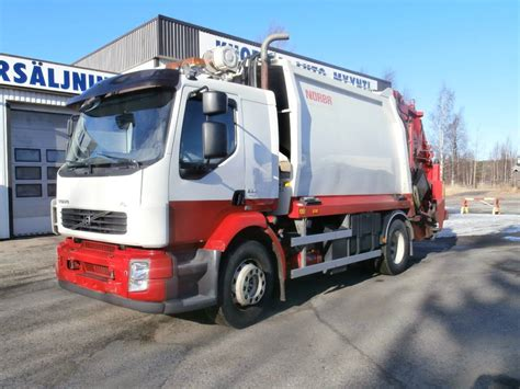 used volvo trucks for sale in usa used volvo fl280 garbage trucks recycling trucks year