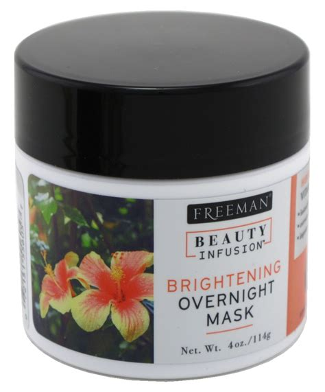 Freeman Infussion Revitalizing freeman infusion mask brightening 4 ounce jar 72151556057 ebay