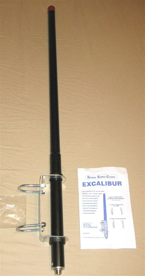 sigma excalibur compact home base cb antenna home base aerial ebay