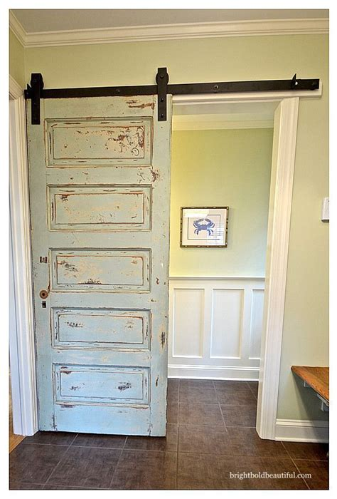 Used Barn Door Hardware Best 25 Door Projects Ideas On Doors Repurposed Doors And Vintage Doors