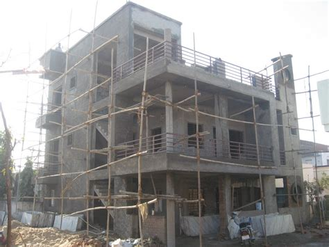 Panoramio   Photo of Maulik's house under construction