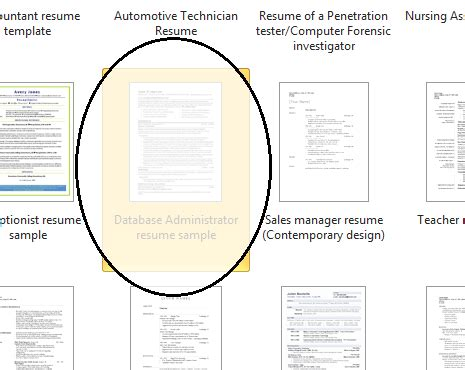 Microsoft Word 2010 Resume Template by Resume Template Word 2010 Learnhowtoloseweight Net
