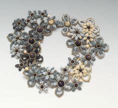 Suzuki Jewelry Beading Leaves And Flowers On Beaded Flowers