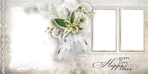Wedding Album Templates Psd by Wedding Psd Template