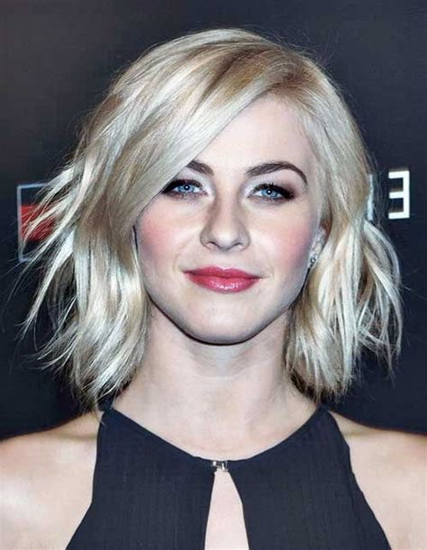 juliannehough curly bob wavy bob hairstyles julianne hough bob hairstyle 2015