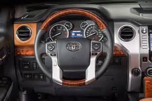 Toyota 1794 Interior by Toyota Tundra 1794 Edition Interior