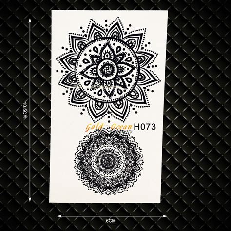 mandala tattoo sticker popular indian totems buy cheap indian totems lots from