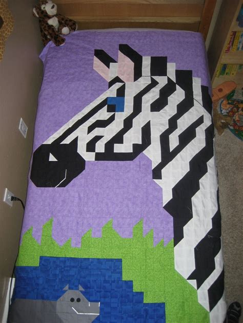 Zebra Patchwork Quilt - 11 best images about quilt zebra on