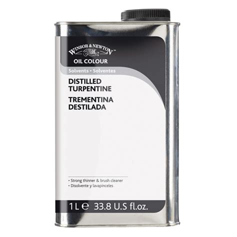 Winsor Newton Distilled Turpentine 250ml For Colour distilled turpentine usa only winsor newton
