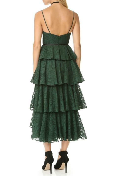 2 Die 4 Tiered Lace Dress by Cynthia Rowley Lace Tiered Dress From Canada By Two Fifty
