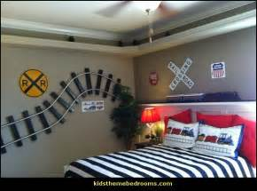 Bedroom Themes Ideas train theme bedroom ideas transportation bedroom decorating ideas