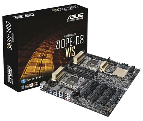 Dual Sockel Mainboard by Update Dual Socket Intel Xeon Cpu Motherboard Released By Asus