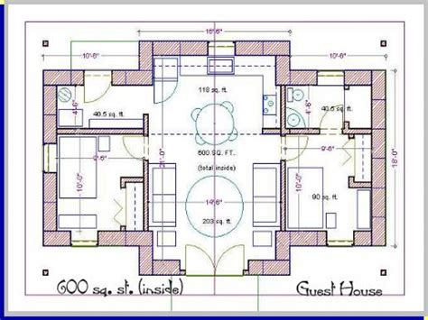 House Plans 600 Sq Ft | small house plans under 800 square feet small house plans