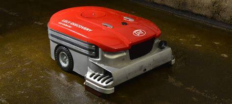 robot x pavimenti nuovo robot lely per la pulizia delle stalle con pavimenti