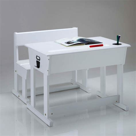 Style School Desk by Toudou Vintage Style School Desk And Chair At La Redoute