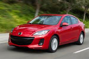 new car models 2013 mazda 3