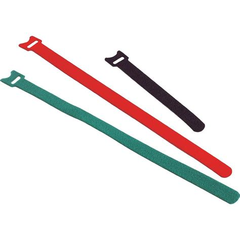 Cable Clip Velcro Bisa Dipotong hook and loop cable tie for bundling hook and loop pad l x w 200 mm x 13 mm from conrad