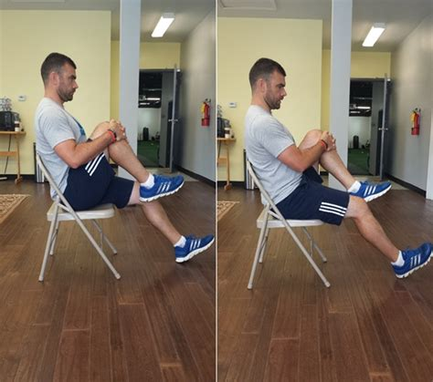 Chair Exercises At Work by Watchfit Chair Exercises To Do At Work The