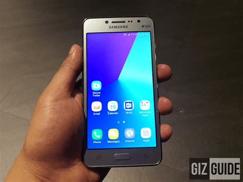 Samsung J2 Prime Kredit samsung galaxy j2 prime review decent speed meets affordability