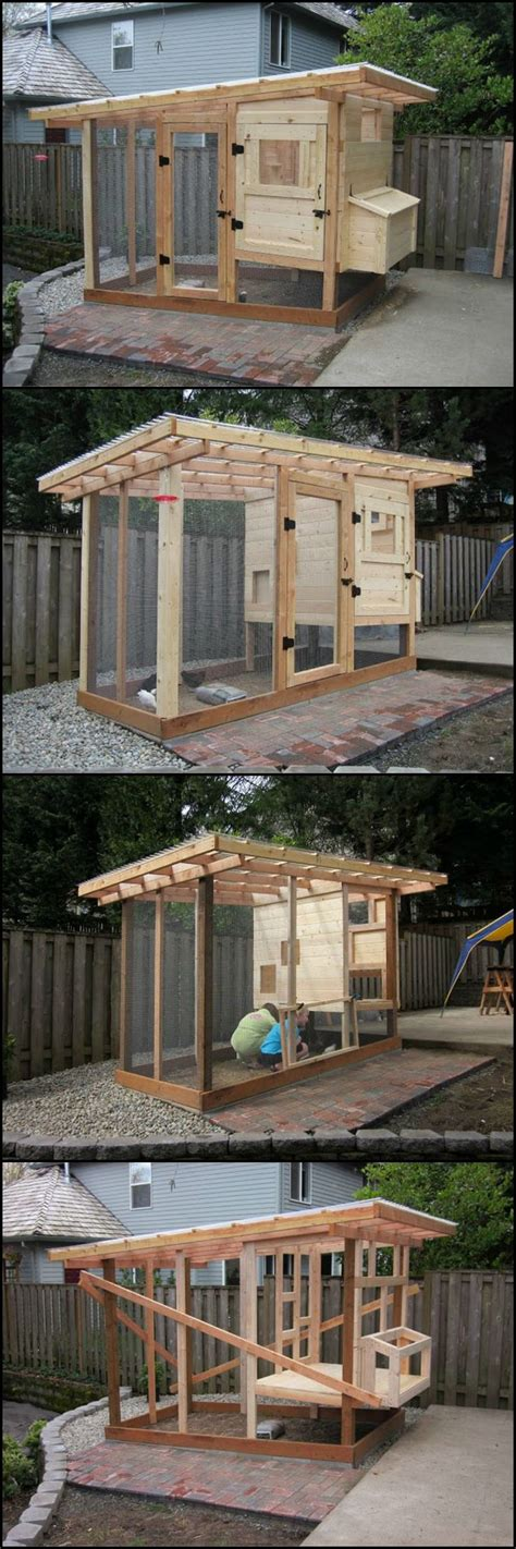 Can You Chickens In Your Backyard by 25 Best Ideas About Chicken Coop Plans On Diy