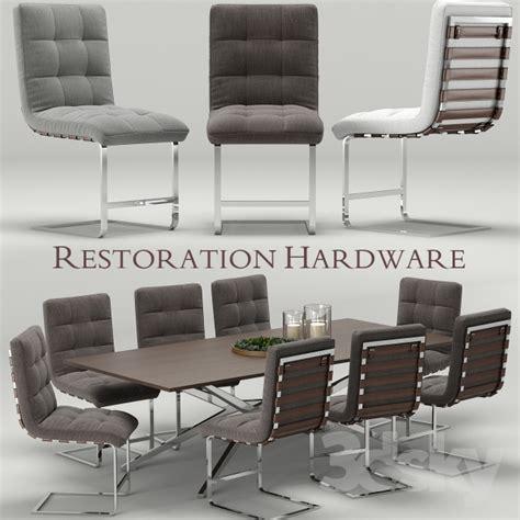 rh desk chair 3d models table chair spyder desk chair rh modern