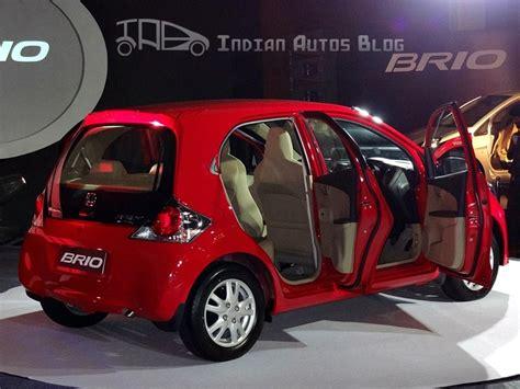 brio service cost honda brio in india prices reviews photos carwale autos post